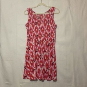 India Boutique  Pink Mid Length Dress
